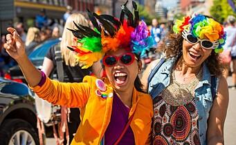 Oslo Pride får fast plass på statsbudsjettet