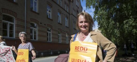 Folkeaksjonen Redd Ullevål: – Direktørens avgang viser hvor skakkjørt dette er