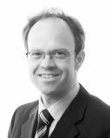 Utviklingsdirektør i KLP, Eskild Rolstad. Foto: KLP