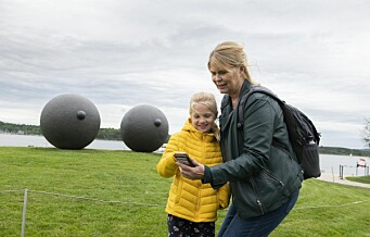 Denne nye nettguiden viser deg skulpturer langs Oslofjorden, fra Bjørvika til Fornebu