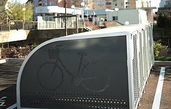 Byrådet betaler for sykkelgarasjer i bydel Sagene – fristen utløper straks