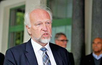 Bjørn Erikstein gikk av som direktør ved Ullevål. Men fortsetter som ansatt med lønn på 1,7 millioner