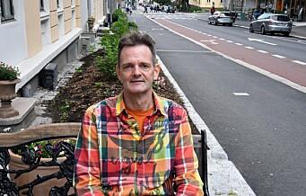 Fra trafikkaos til idyll: Etter 15 års venting har beboerne i Huitfeldts gate fått sydlandske forhager