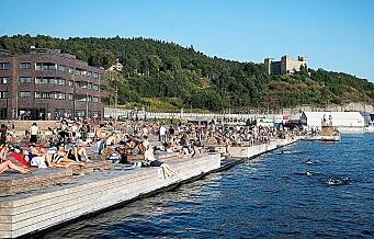 Bymiljøetaten fraråder bading i Oslofjorden på grunn av bakterier