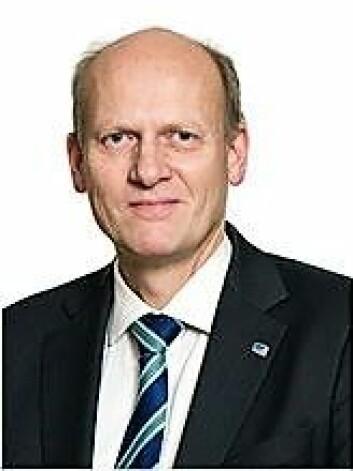 Statssekretær i samferdselsdepartementet, Anders B. Wærp (H). Foto: Samferdselsdepartementet