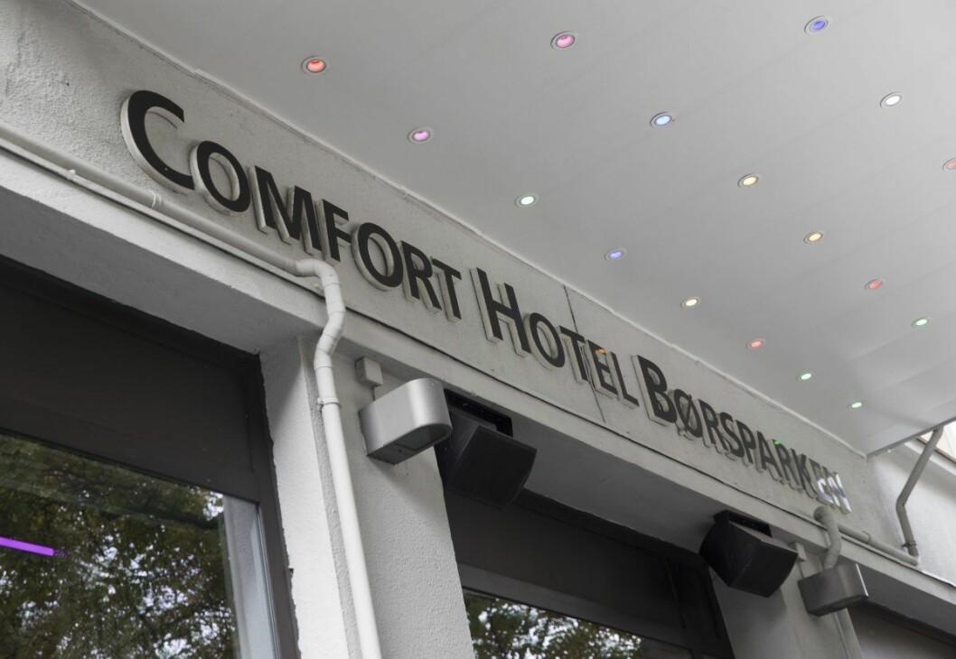 Musikeren Paul Simmons var 25 år gammel da han fikk en overdose heroin. Han døde av nedkjøling i et hotellbadekar på Comfort Hotel Børsparken, i nærheten av Oslo Børs, i februar 2015. Foto: Vidar Ruud / NTB scanpix