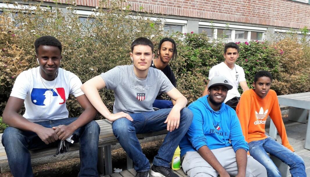 Ungdommer fra Sagene har tidligere fått sommerjobb i bydelen, blant annet på Nordpolen skole.