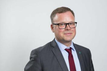 Espen Ophaug (V). Foto: Jo Straube