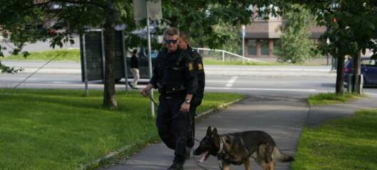 Mann i 20-årene ble knivstukket i brystet under fotballkamp på Tøyen