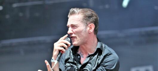 Kristopher Schau og 11 norske band da Tons of Rock avsluttet på Ekebergsletta
