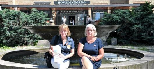 Tapte kampen om nedleggelse av Ullevål. – Likevel en stor delseier for oss, mener aksjonister