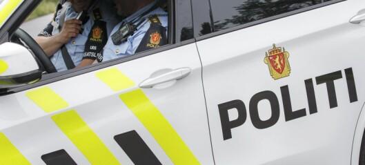 Mann knivstukket i Oslo – politiet søker etter fire mistenkte