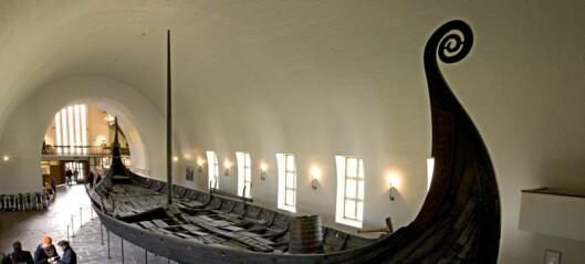 Vikingskipene på Bygdøy ett steg nærmere å havne på rødliste over truede kulturminner i Europa