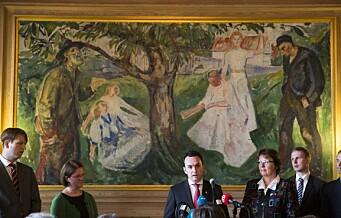 Vet du hva Oslo kommune eier av kunst? Nå kan du vandre i kommunens kunstsamling på internett