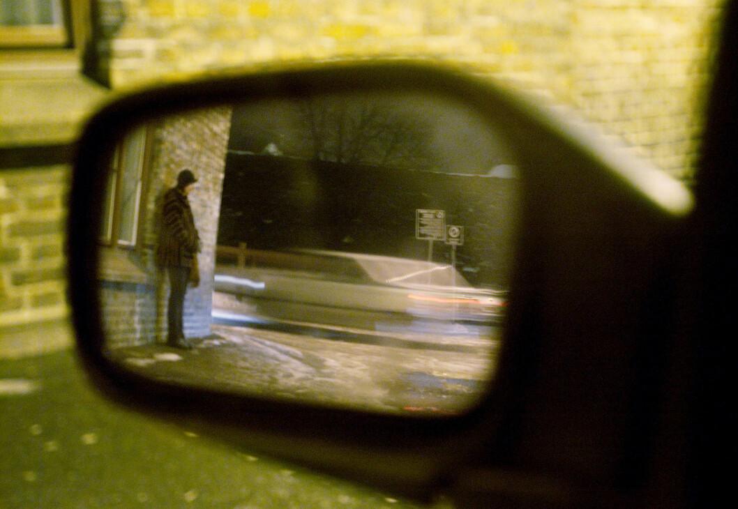 Det blir stadig færre gateprostituerte i Oslo. Foto: Thomas Bjørnflaten / SCANPIX