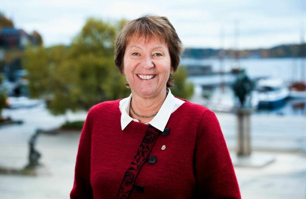 Ordfører Marianne Borgen (SV) ønsker ikke at SIAN skal få lov til å holde en markering på Tøyen torg i september. Foto: Oslo kommune / Sturlason