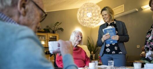 Nedgang i private sykehjemsplasser, Sylvi Listhaug (Frp) skylder på byrådet i Oslo