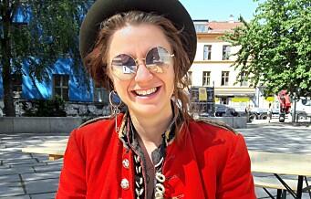 – Det finnes så mye kjærlighet og energi hos Oslo-publikummet, sier den svenske viserockartisten Elona Planman