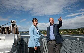 Danner nytt selskap for å gjøre Oslo havn utslippsfri