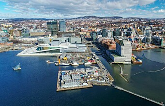 98 forslag til nytt fotografihus på Sukkerbiten. Men lokalpolitikerne vil ikke ha enda et signalbygg i Bjørvika
