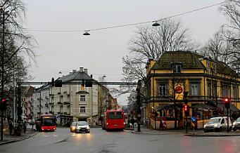 Raner skal ha sparket i hjel hund ved Colletts gate på St. Hanshaugen
