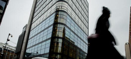 Fire menn dømt for å ha svindlet banker for 36 millioner kroner