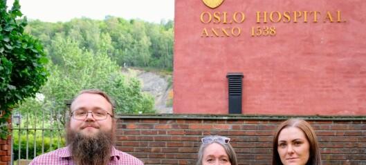 Nabolaget i Gamlebyen raser mot planene for sjuetasjers Kirkens hus ved vernede Oslo hospital
