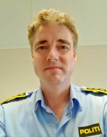 Jørgen Rødås fra Oslo politidistrikt mener saken til Morten Moxnes sønn ikke kunne løses på grunn av manglende bevis. Foto: Privat