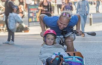 Oslo er verdens 6. mest sykkelvennlige by