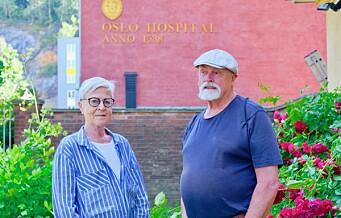 Gamlebyen historielag reagerer kraftig på planer om sjuetasjers nybygg ved Oslo Hospital