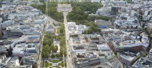 Ytterligere 250 p-plasser fjernes i sentrum: – Nå må det bli lettere å få HC-kort, krever Frp