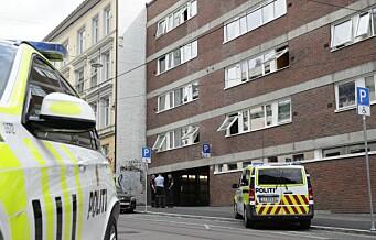 Mann pågrepet etter mulig knivstikking i Trondheimsveien