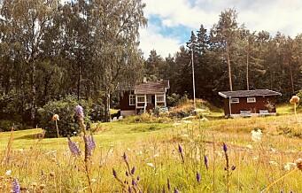 Hytte på Lindøya kjøpt for 8000 kroner selges for 15 millioner kroner