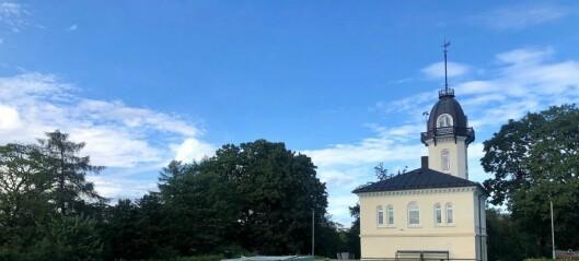 Bassenget på St. Hanshaugen fylles snart med vann igjen