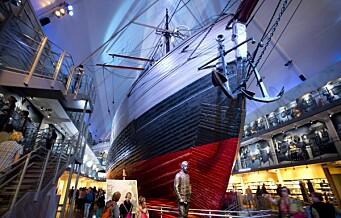 Turister rundstjålet på museer på Bygdøy