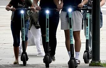 Nesten alle vil ha promillegrense på elsparkesykkel