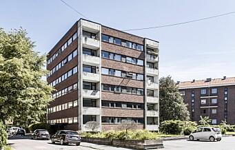 To-roms oppussingsobjekt på Bjølsen solgt for 1,1 million over prisantydning