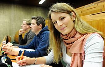Tøffere konkurranse om å studere ved OsloMet. Men færre vil bli lærere eller sykepleiere