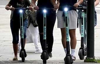 Trygg Trafikk advarer mot trimming av elsparkesykler: – Totalt meningsløst og farlig