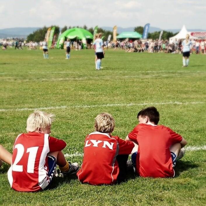 Fra lørdag blir det igjen liv og røre på Ekebergsletta, når 30.000 barn og unge sparker igang Norway Cup 2019. Foto: VisitOslo / flickr
