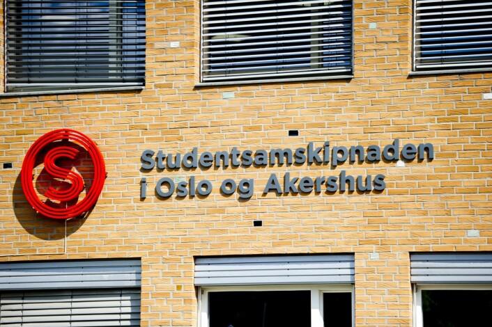 Boligmangel er et stadig tilbakevendene tema for SiO. Men i år er antallet boligløse studenter rekordhøyt rett før studiestart. Foto: Jon Olav Nesvold / NTB scanpix