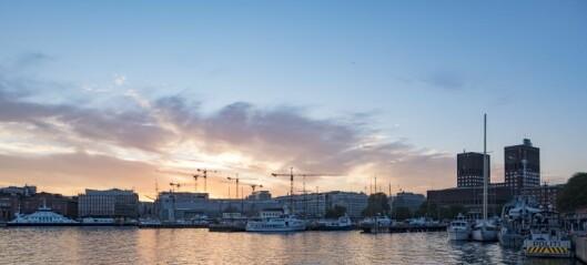 21,3 grader natt-temperatur på Blindern og tropenatt i Oslo