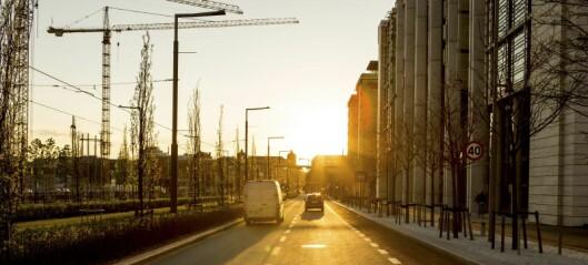 15-åring mistenkt for knivstikking i Dronning Eufemias gate ved Oslo S
