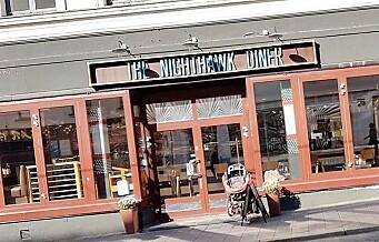 Er Nigthhawk Diner på Grünerløkka til salgs? Annonse tyder på nok et eierskifte
