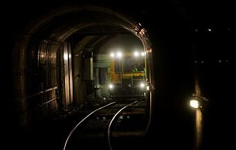 T-banen stenger 3.-18. august, mellom Brynseng og Tøyen for vedlikehold