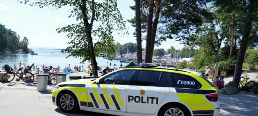 Kvinne funnet død i vannet på Bygdøy lørdag. Politiet anser dødsfallet som unaturlig