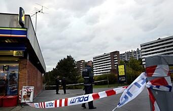 Politiet avhører ungdommer etter slåssing på Bogerud