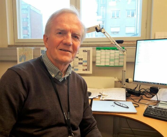 Styremedlem i Skeid Tarald Rohde. Foto: Anders Høilund