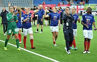 Vålerenga-jentene ga Manchester United bakoversveis på hjemmebane