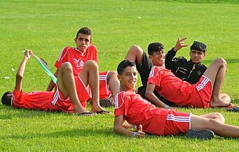 Norway Cup-ledelsen fjernet de palestinske fotballbarnas pausetelt. – Politisk markering
